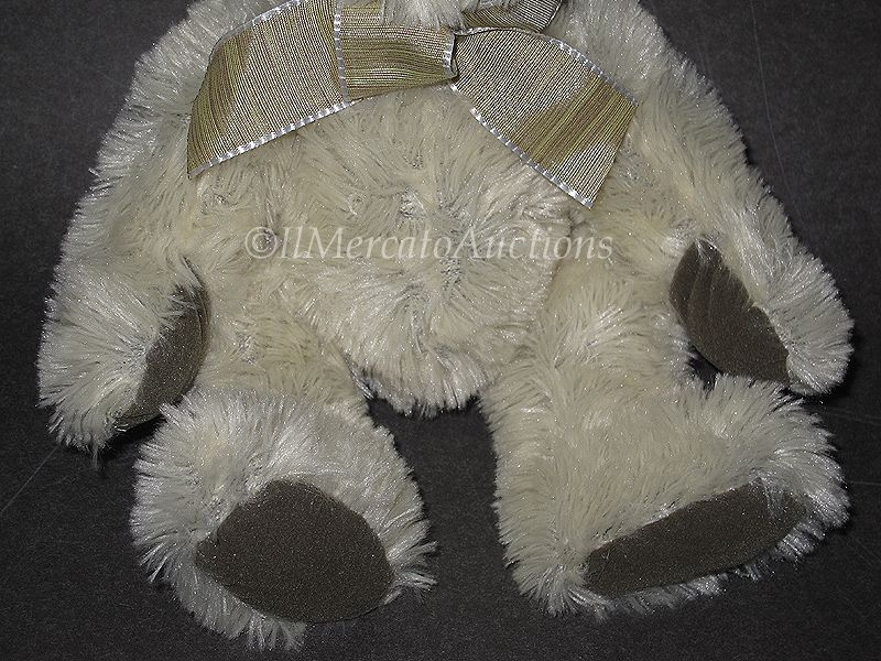 RUSS Berrie BURLEIGH Stuffed Plush Teddy Bear Toy 24019