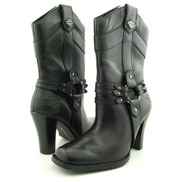Harley Davidson Womens Simone Dress Boots